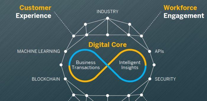 爲什麼以及如何將企業業務向下一代ERP遷移 (二)