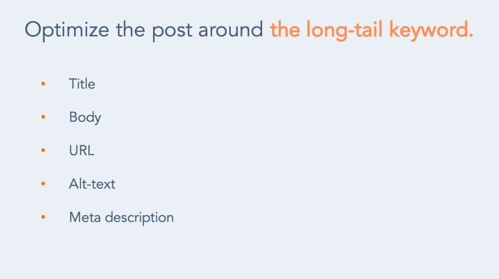 optimize-post-around-long-tail-keyword