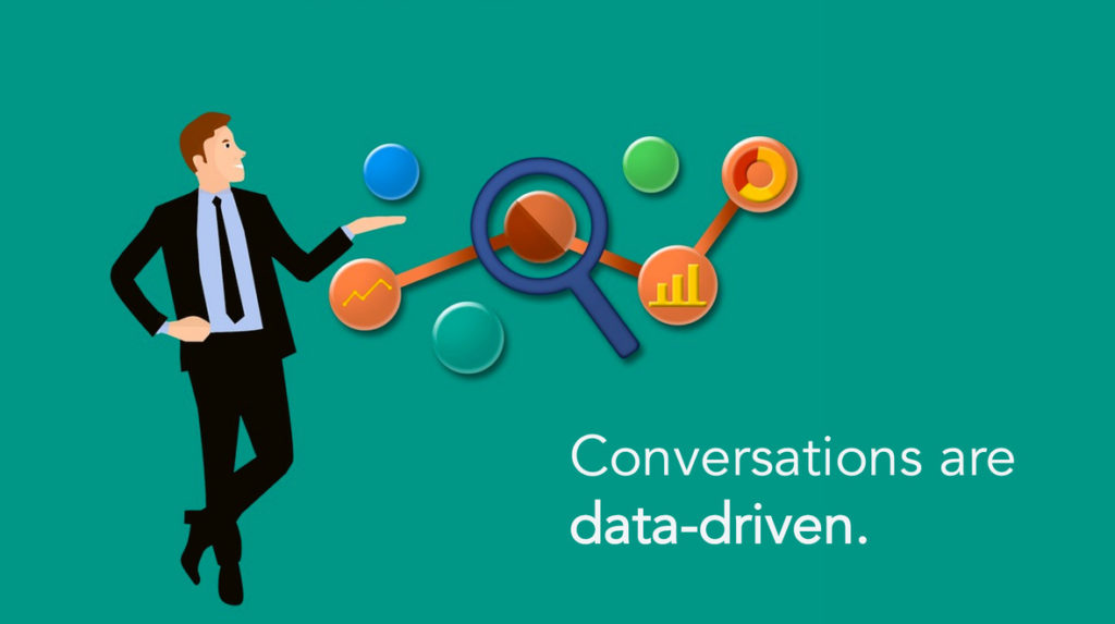 conversations-are-data-driven